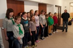 2011-2012. 19.  Biwak. Wzdów.