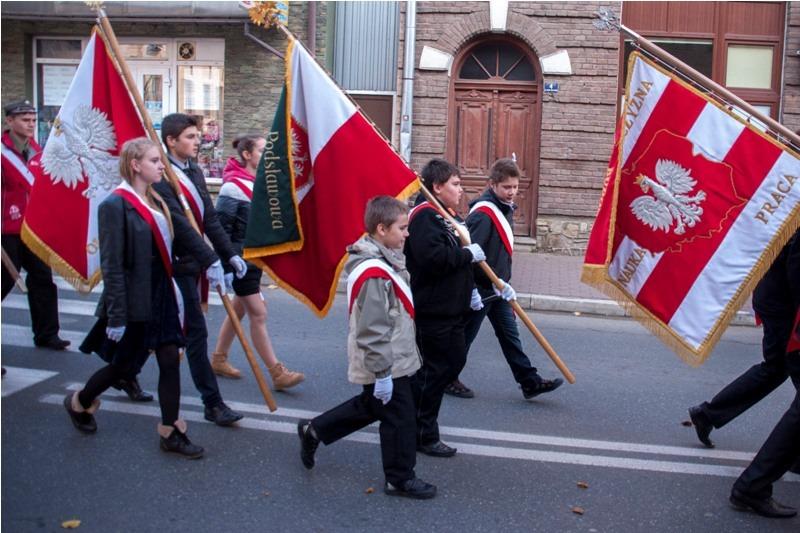 11-11-2014 Brzozów