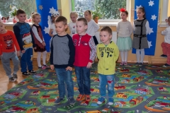 Szkoła wGórkach mikołajki 2016