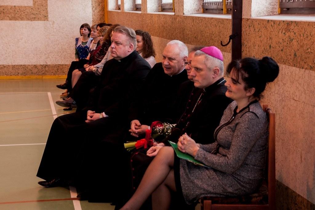 Wizytacja ks. biskupa