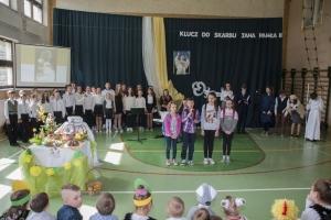 2016-2017. 70. Akademia. Wielkanoc