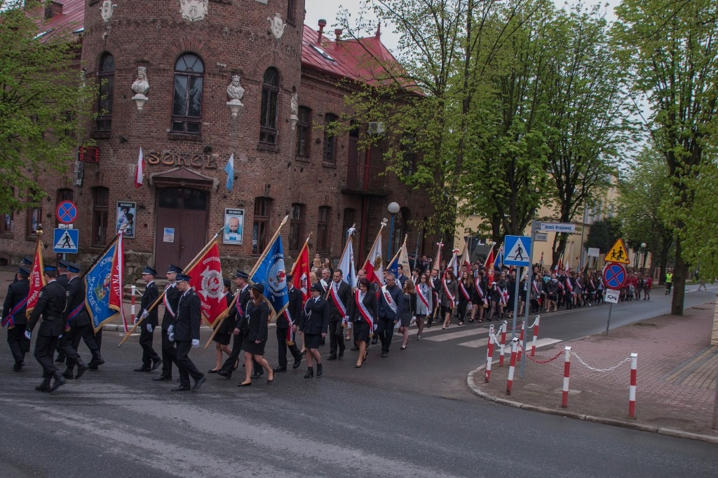 3-Maja-2017 Brzozów
