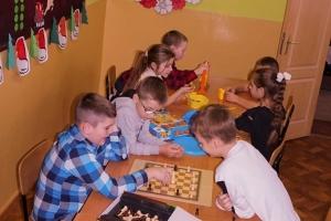 2018-2019. 30. karmniki dla ptaków, działalność świetlicy